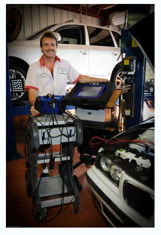 Engine Performance Service (Diagnostics)