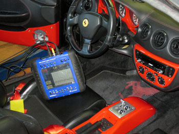 European Car Repair service's Ferrari's®